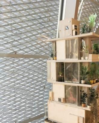 Maquette du projet Garden & House