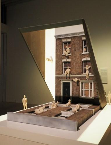 Building, Leandro Erlich - Maquette
