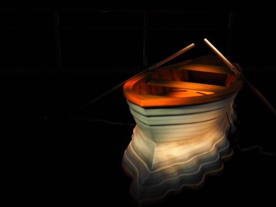 Port of Reflections, Leandro Erlich - On se demande bien où est passé l'eau