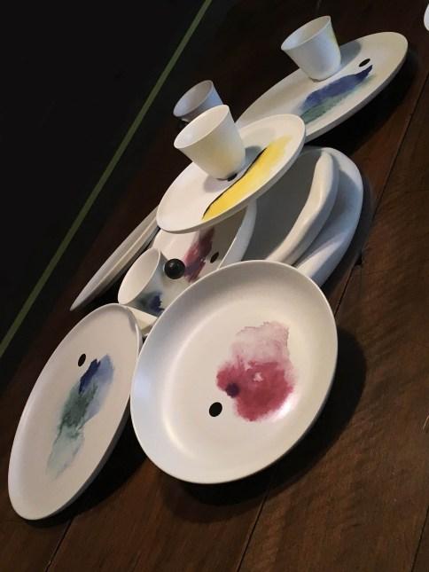 Vaisselle pour Monoprix - Edition Constance Guisset Studio