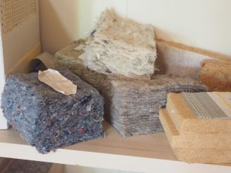 Quelques matériaux naturels et écologiques
