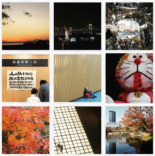 Instagram - Japon