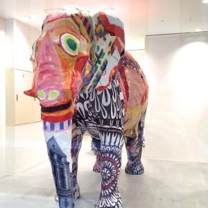 Ginza Elephant
