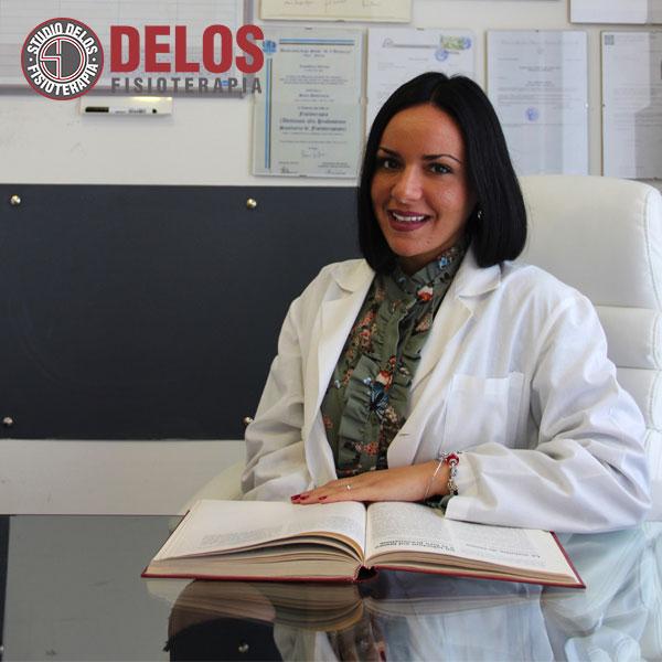 Dottoressa Alessia Davide Fisioterapista
