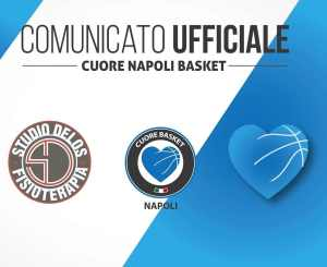 Studio Delos Fisioterapia medical staff Napoli basket
