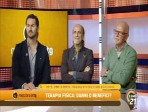Terapia fisica danni o benefici a Canale 21