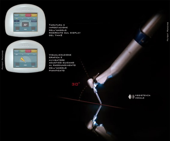 Micro Angle Detector