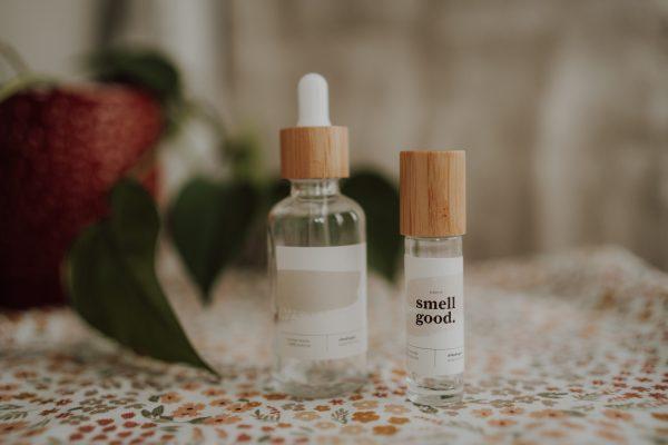 Aesthetic brush studio dinges carlyne fotografie sticker oliedingen