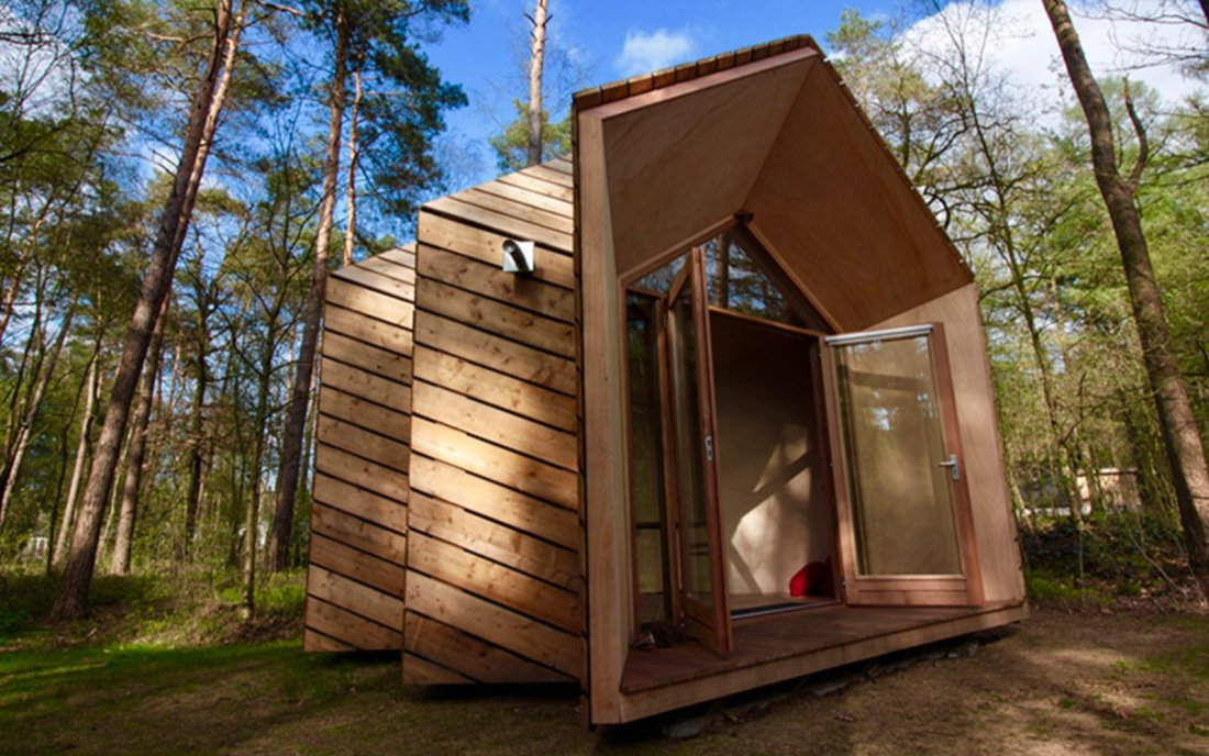 energieneutraal tiny house