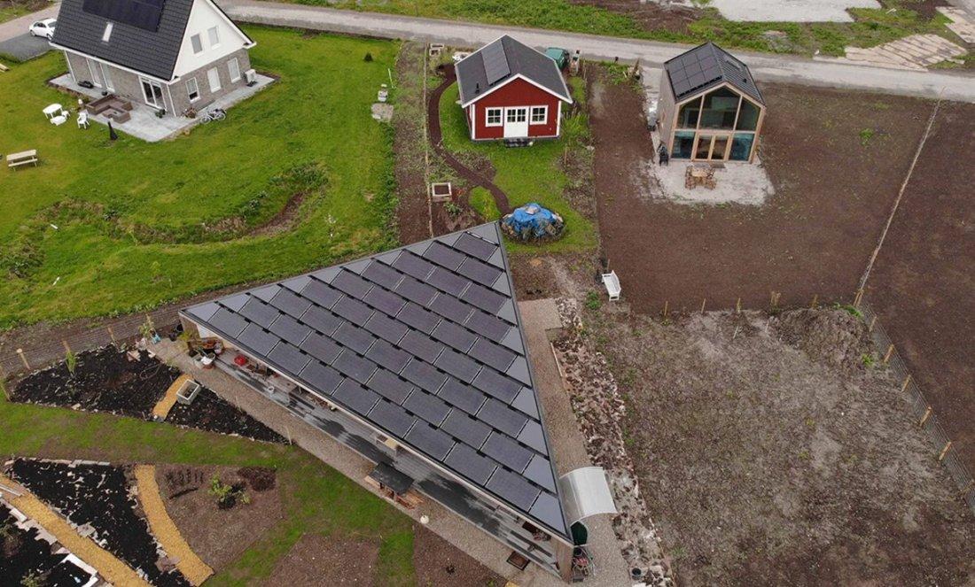 smart grid woning