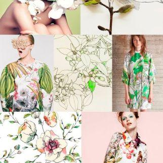Frescor y dinamismo para las tendencias de nuevos colores