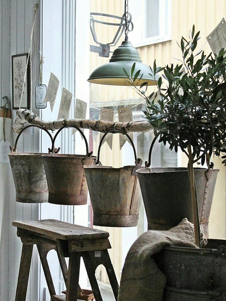 Escaparates y exposiciones con decoración vintage