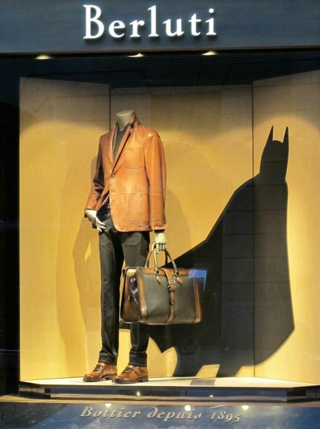 Berluti tienda de alta costura en Milán