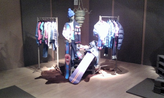 Showroom diseñado by Studio Escaparatismo