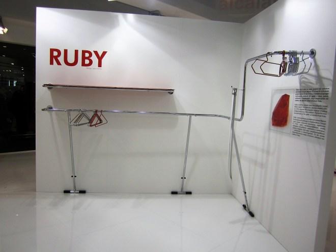 Soluciones creativas de este proveedor internacional de equipamiento de tiendas