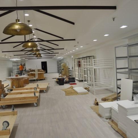 Diseño de tiendas retail