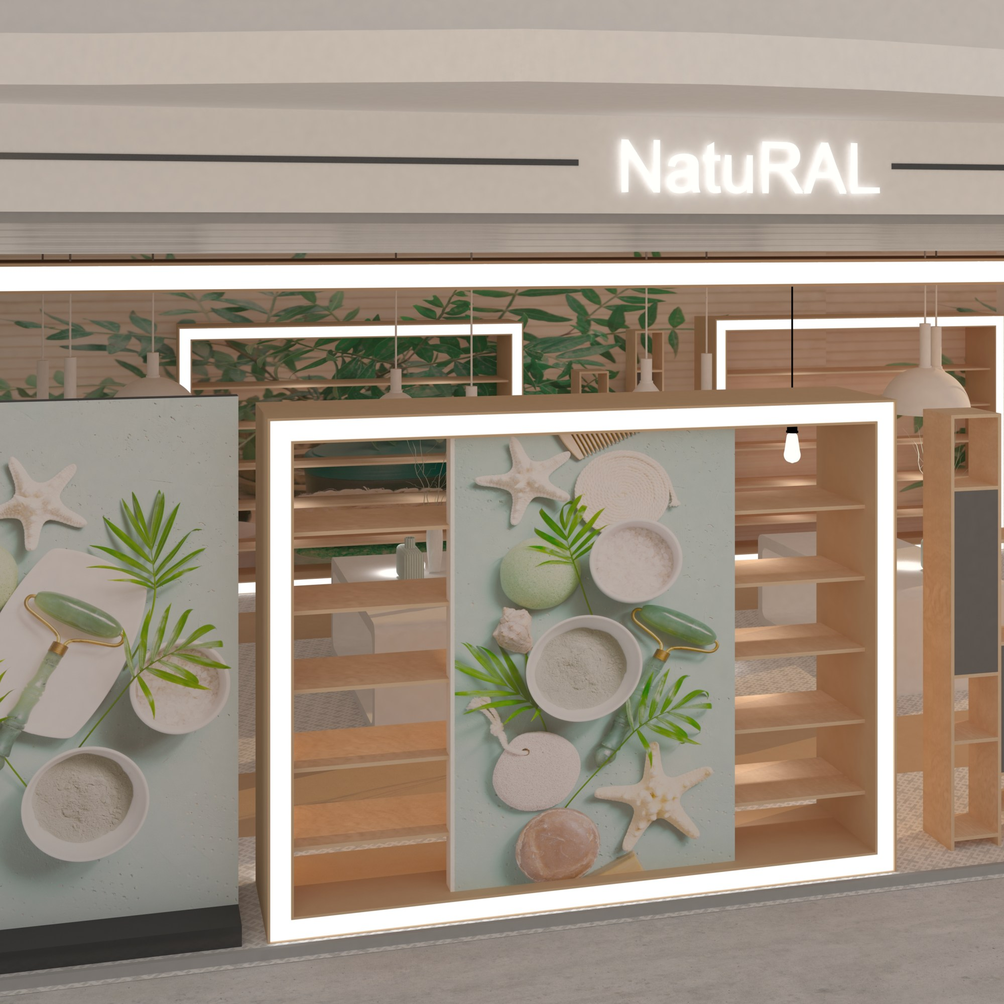 Nuevos espacios con nuevos diseños.