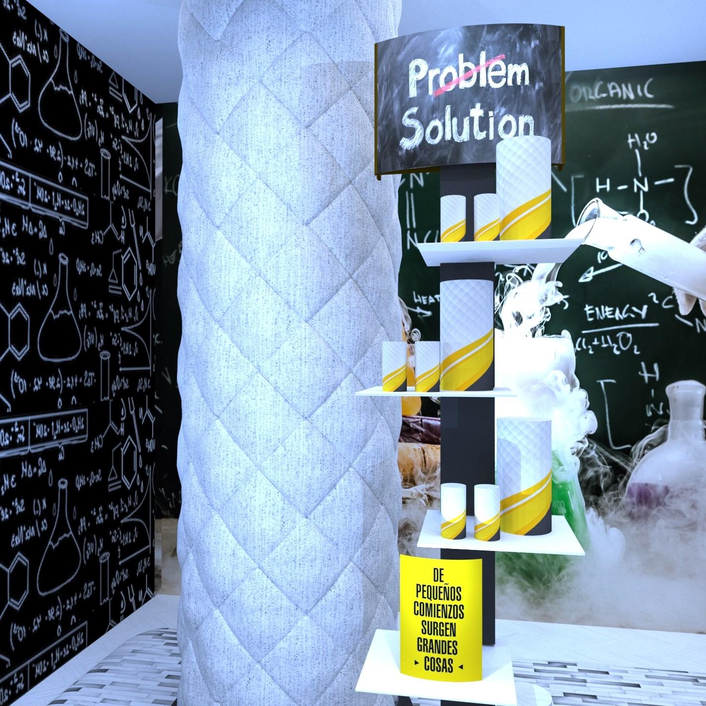 Visual merchandising en farmacias.