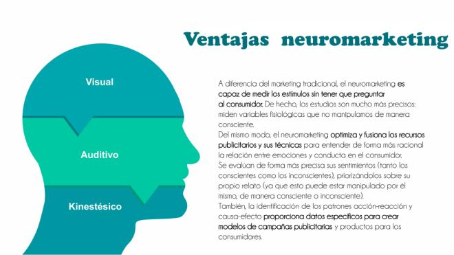 neuromarketing sobre escaparatismo y diseño retail - ventajas- Studio Escaparatismo.