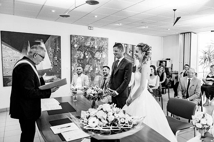 photo mairie mariage janze
