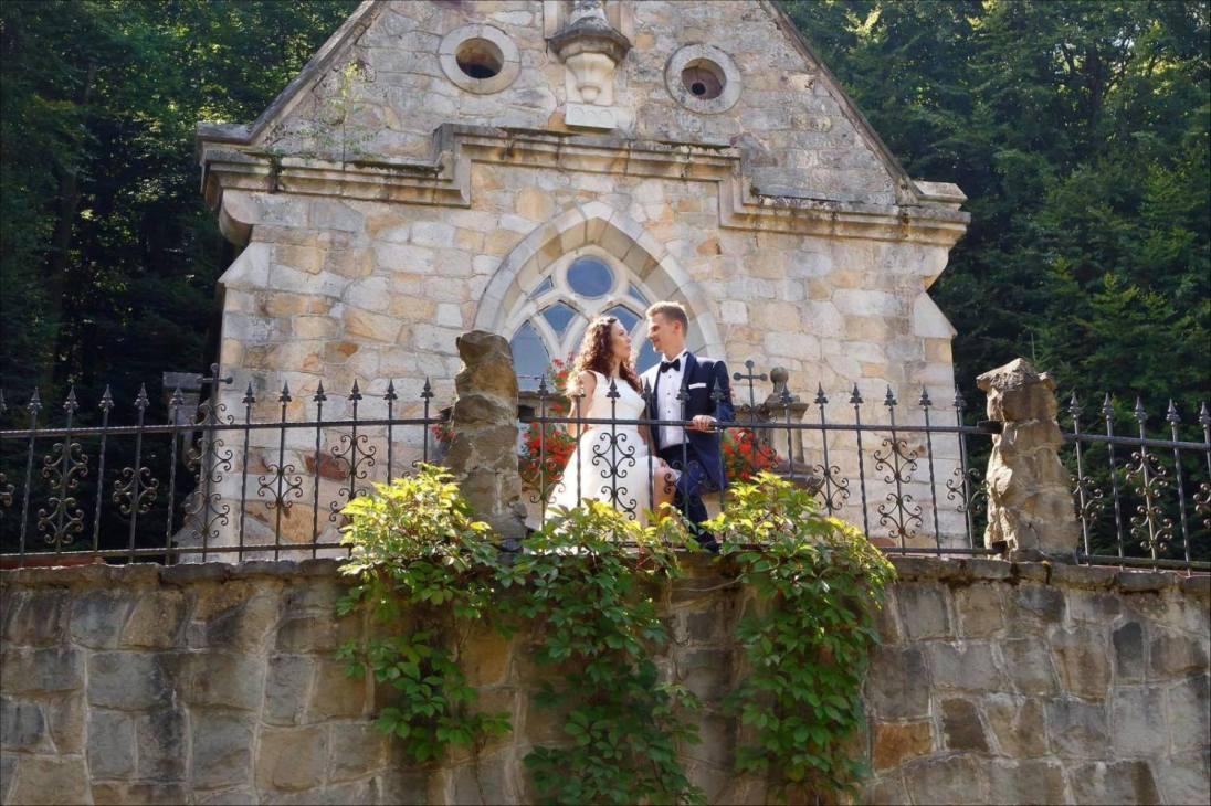 Sesja Ślubna na wodospadzie w Iwli i w okolicach Dukli