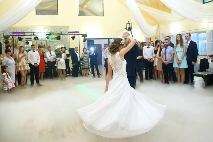 Pierwszy taniec Oli i Bartka