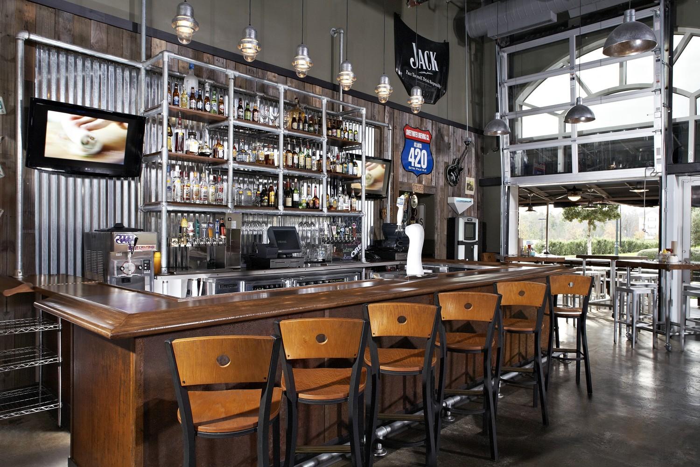 Bar Interior Design