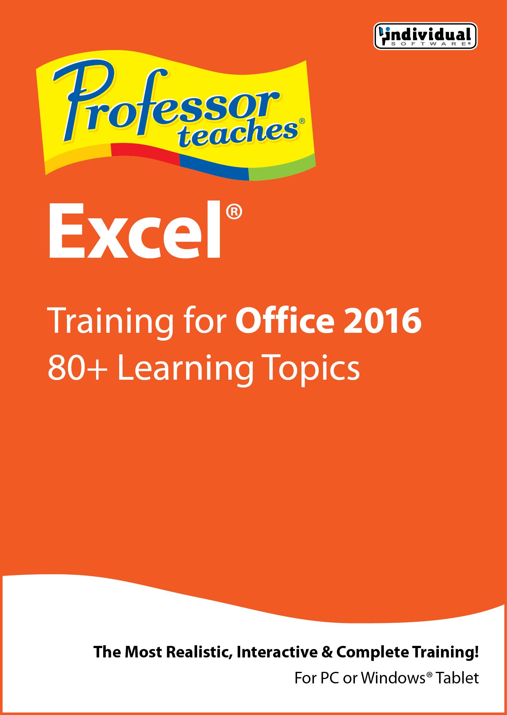 Professor Teaches Excel Download Studio G 365