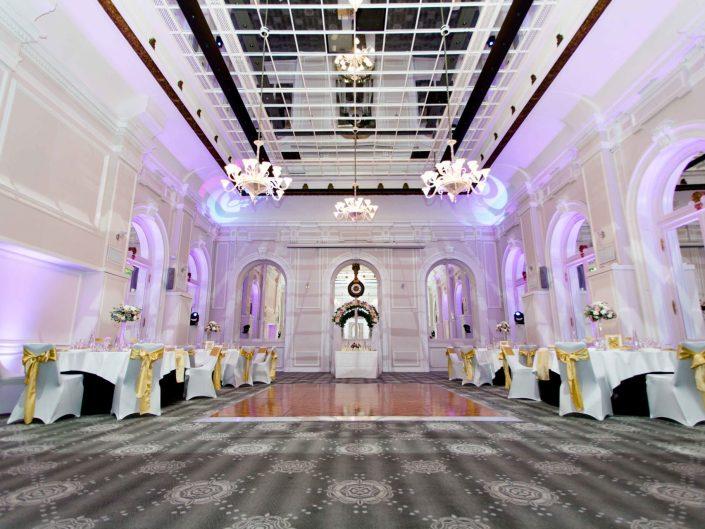 salle de reception mariage hotel hilton