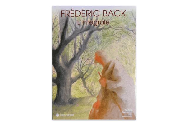 Portada del DVD Frédéric Back Lintegrale