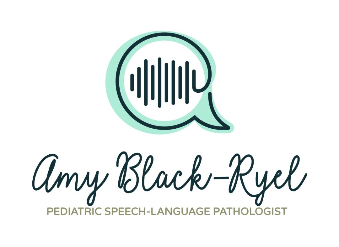 Amy Black Ryel Logo Design