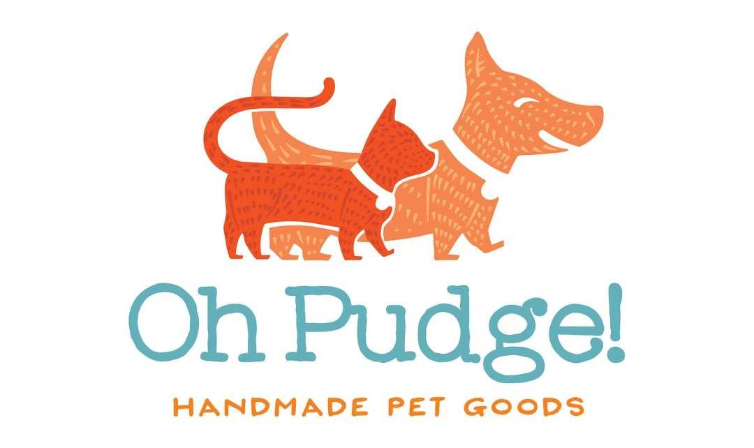 Oh Pudge Logo