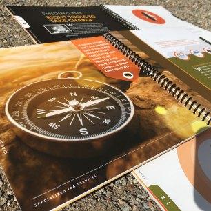 Studio Hill Design Brochure Detail