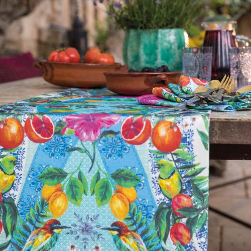 Soft Furnishing & Fabrics