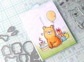 Interactive Birthday Card with Svetlana