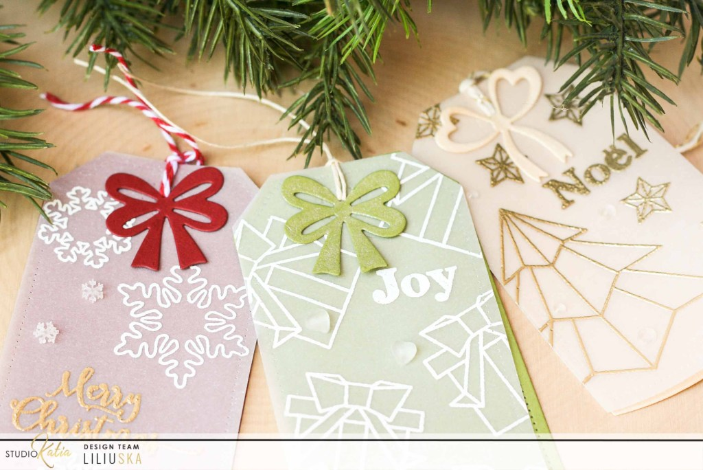 Christmas In July Gift Tags.Theme Week Christmas In July Day 4 With Liliuska