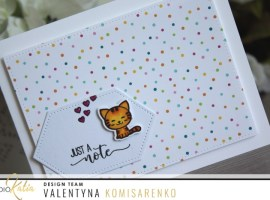 Just a Note with Valentyna