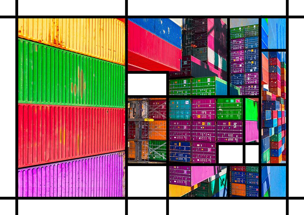 Port Mondrian by Dan Kaufman, Studio Kaufman