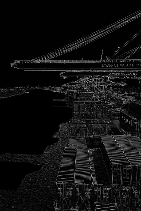 Dark Mehuin 9 by Dan Kaufman, Studio Kaufman