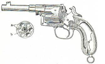 Eskimo Nell revolver