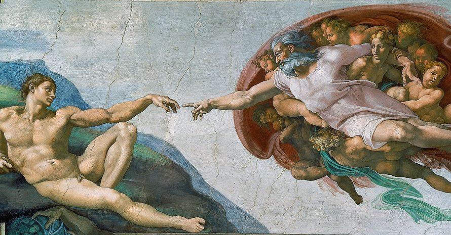Seven days of creation list