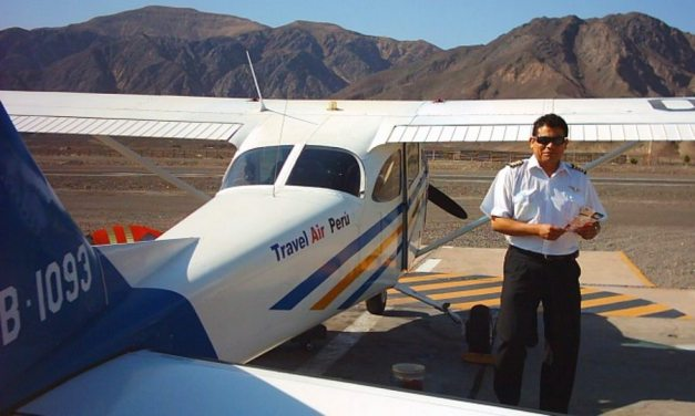 Is it Safe to Fly Over the Nazca Lines?