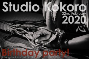 Studio Kokoro 2020 first birthday party.