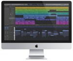 Apple Display with Logic Pro