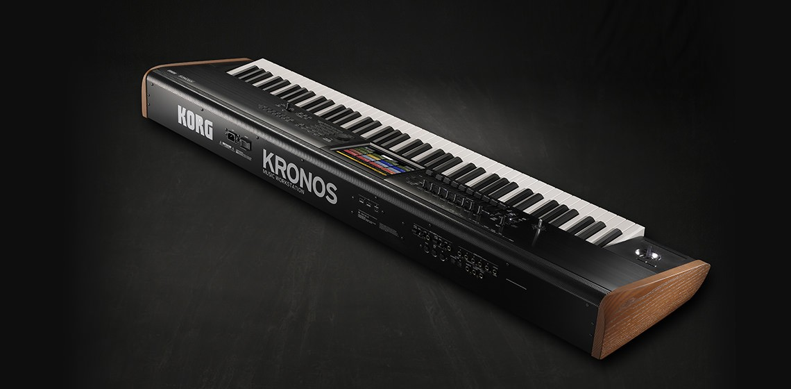 Korg Kronos 2: 61 and 88 note versions