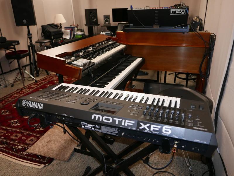 keyboard recording