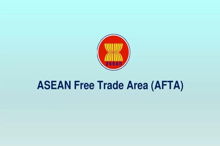 ASEAN Free Trade Area pada bentuk pasar