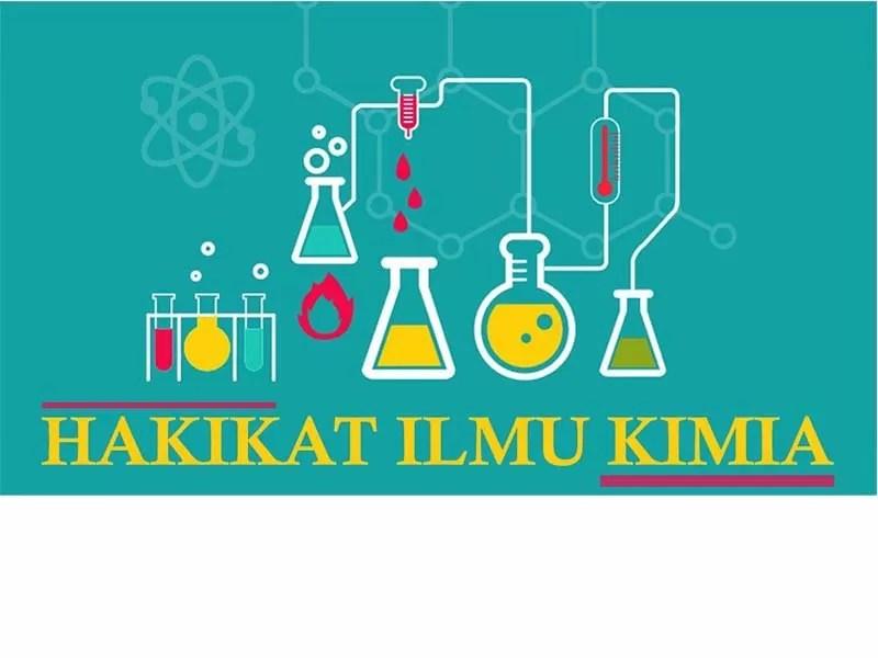 Hakikat Ilmu Kimia