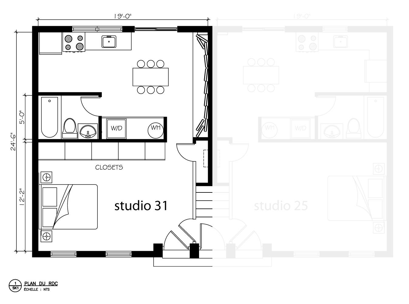 L Shaped Living Room Furniture Layout