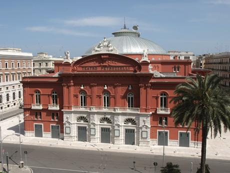Il teatro Petruzzelli